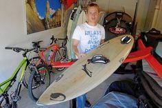 Sebastian Steudtner, Surfer, Skateboard, Gym Equipment, Fitness, Sports, Fun, Interview, Waves