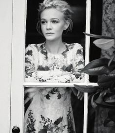 Carey Mulligan by Tom Allen