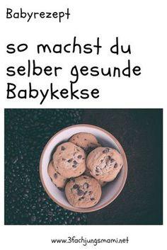leckere und einfache Babykekse selber machen