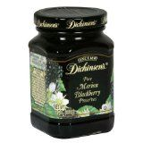 Dickinson's Preserves 10 Oz (Pack of (Pure Seedless Marion Blackberry): Dickinson's, Pure Seedless Marion Blackberry Preserves, Glass Jar (Pack of Candy Recipes, Gourmet Recipes, Blackberry 10, Corn Muffin Mix, Raspberry Preserves, Fine Hotels, Bramble, Apple Butter, Organic Recipes