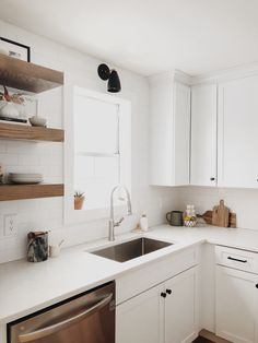 """"""""""" A nice slab of wood and a shelf bracket is a combo we believe in! Shop our Shelf… """""""" A nice slab of wood and a shelf bracket is a combo we believe in! Shop our Shelfology brackets to install in your home! Rustic Kitchen Design, Kitchen Designs Layout, Kitchen Design Small, Small Kitchen Design Layout, Kitchen Remodel, Kitchen Renovation, Living Room Dining Room Combo, Home Decor, Rustic Kitchen"""