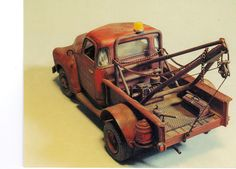 ok now its time to show some rusty old rat rod wreckers shop trucks. and tow trucks from mild to wild. so come on down and show us your trucks. ill start wi...