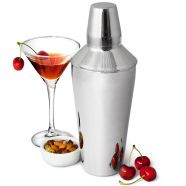 Cocktail shakers are probably the most important part in cocktail making. Why not start your set off with this fine 3 part Manhattan Cocktail Shaker from bar with built in strainer? Cocktail Accessories, Bar Accessories, Cocktail Mixers, Cocktail Shaker, Test Tube Shots, Cocktail Equipment, Manhattan Cocktail, Cocktail Ingredients, Stainless Steel Polish