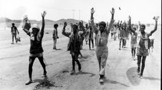 Prisoners of War during the Eritrean Civil War