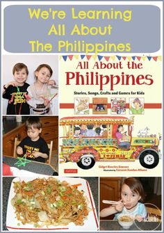 All About The Philippines, a review of this Tuttle Publishing book by Castle View Academy