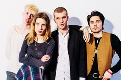 WPGM Reviews: Wolf Alice Live At Brixton Academy | WE PLUG GOOD MUSIC