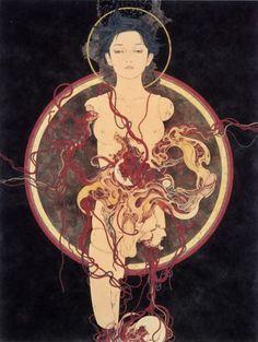 Ero guro -  Rosana Raven ☥~ Takato Ymamoto