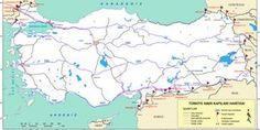 Türkiye ve Komşuları Arasındaki Sınır Kapıları