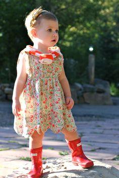 Little girls style, Matilda Jane, crewcuts