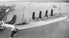 RMS Mauretania . Southampton Rms Mauretania, Southampton, Transportation, Ships, Journey, Ocean, Explosions, Yachts, Sisters