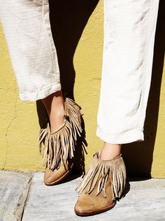 f9d5f03a09 Wild Fire Fringe Boot from Free People! Free People Boots
