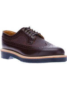 DR MARTENS  #brogues #footwear #menswear www.eff-style.com
