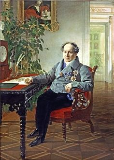 Голицин А.Н (1773—1844)