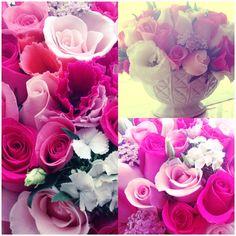 Edna festeja a su mami con una rosa por cada año de vida, Feliz Cumple le desea #LaFleurBoutique!!!  #EntregasEspeciales #DiseñoFloral #DecoraciónFloral #ArreglosFlorales  #Decoración #Flores #EntregasADomicilio #EnvíosFlorales Informes: claudia@lafleurboutique.com.mx www.lafleurboutique.com.mx