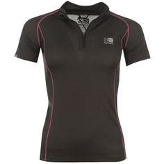 Karrimor Zip Tech T Shirt Ladies | £3.50