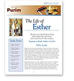 #Purim #Bible #Study #Resources - The Fellowship - #Jewish #Holiday