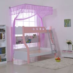 suspended canopy for bunk bed - Google Search