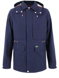 Coggles Lacoste Live BH9631 Ship Tech Jacket