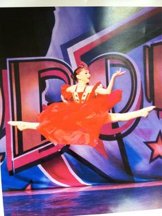 Kendall from Queen of Hearts dance