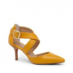 Sole Society - Pointed toe heels - Tamra - Adobe