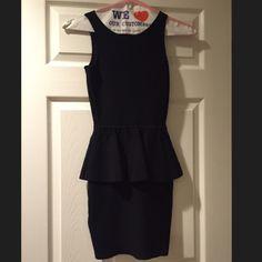 Spotted while shopping on Poshmark: BCBG Max Azaria Peplum dress! #poshmark #fashion #shopping #style #BCBGMaxAzria #Dresses & Skirts
