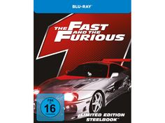 The Fast and the Furious - MM/Saturn exklusiv (Steelbook)