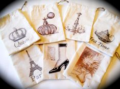 15 Gorgeous Vintage Crafts - The Graphics Fairy