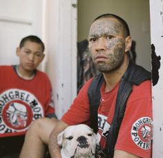 Mongrel mob NZ