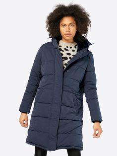 SCOTCH & SODA Płaszcz zimowy w kolorze niebieskim | ABOUT YOU