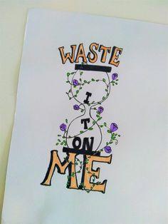 It On Fanart - Handschrift - Doodle bts fanart waste_it_on_me s It On Fanart - Handschrift - Doodle bts fanart waste_it_on_me steve_aeoky bangtan Wildblumen inkdrawing inkdrawings penandinkdra… - dibujo inkdrawing Mini Drawings, Kpop Drawings, Doodle Drawings, Doodle Art, Bullet Journal Lettering Ideas, Hand Lettering Quotes, Arte Sketchbook, Cute Art Styles, Bts Lyric