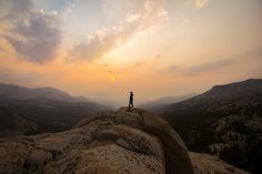 Hiking the John Muir Trail: Going Out to Go In: National Geographic Adventure Blog