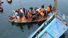 Autobús que cayó a un río en India deja 36 muertos -  Calcuta.- Al menos 36 personas murieron luego que el autobús en que viajaban se salió de un puente y cayó a un río, en el estado indio de Bengala Occidental, informó este lunes la policía. Testigos e investigaciones preliminares, indicaron queel conductor del autobús, que también murió en el ac... - https://notiespartano.com/2018/01/29/autobus-cayo-rio-india-deja-36-muertos/