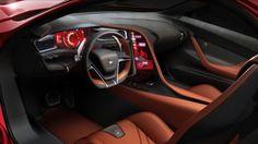 Awesome interior design in the new Icona Vulcano Car.