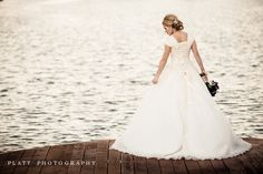 LDS Wedding in Mesa Arizona (6), wedding dress