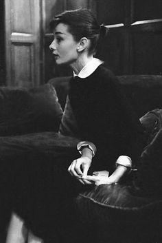 Audrey Hepburn - soaudreyhepburn:   Audrey Hepburn photographed by...