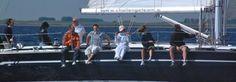 Uitwaaien met je collegas   Challenge Team Sailing