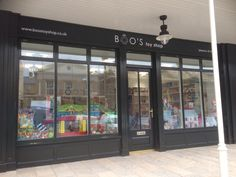 Boos Toy Shop in po
