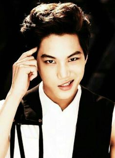 kai's smirks will be the death of me