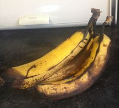 how to save and freeze over-ripe bananas