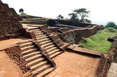 Lion's Rock, Sigiriya, Central Province, Sri Lanka (www.secretlanka.com)