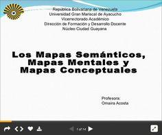 """Hola: Compartimos una interesante presentación sobre """"Comparativa - Mapas Semánticos, Conceptuales y Mentales"""" Un gran saludo.  Visto en: slideshare.net Acceda a la presentación desde: AQUÍ &..."""