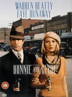 Bonnie and Clyde (1967)   Warren Beatty, Faye Dunaway, Michael Pollard, Gene Hackman, Estelle Parsons, Denver Pyle, Dub Taylor...  Acclaimed account of the gun-toting bank robbers and the trail of terror they blazed through the Southwest in the 30s.