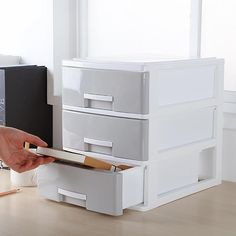 Multi-layer Desktop Drawer Storage Box Office Paper File Container Home Toy Cloth Underwear Socks Storage Boxes Sundries Case Sock Storage, Storage Drawers, Storage Boxes, Desktop Drawers, Desktop Storage, Box Bedroom, Closet Bedroom, Clothing Storage, Closet Clothing