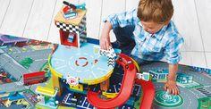 Pit stop Toy Garage
