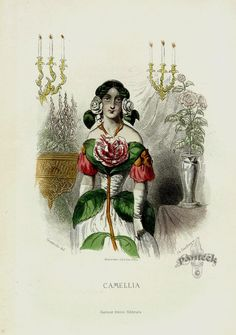 Винтажные иллюстрации J.J. Grandville. Изображение № 8.