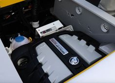 The Mercury Diesel fit in the Epic engine compartment with minor modifications made to the motor mounts. Mercury Marine, Diesel, Engineering, Fit, Diesel Fuel, Shape, Technology