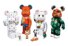 Medicom Toy Tokyo Soramachi Sky Tree Town Bearbrick Collection