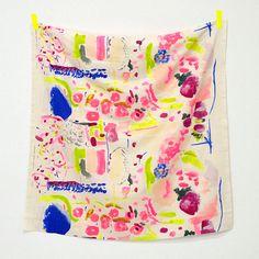 Japanese Fabric Kokka Nani Iro Freedom Garden double gauze  - A - France Japanese fabrics, MissMatatabi on etsy