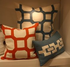 V Rugs and Home has these gorgeous pillows at really affordable prices! A must see in Suites at Market Square.