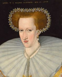 Anne of Denmark Queen of England wife of James I Anne of Denmark 12 December 1574 2 March 1619 was queen consort of Scotland England and Ireland as the wife of King James VI and I Uk History, Tudor History, British History, Anne Of Denmark, House Of Stuart, King James I, Tudor Dynasty, Old Portraits, Portrait Paintings